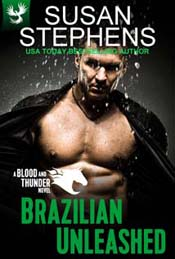 susan stephens' brazilian unleashed