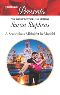 susan stephen's a scandalous midnight in madrid