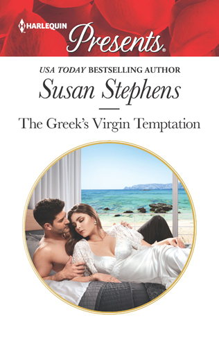 susan stephens' THE GREEK'S VIRGIN TEMPTATION