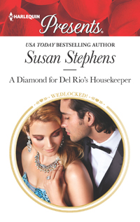 susan stephens' a diamond for del rio's housekeeper