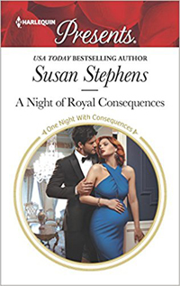 susan stephen's a night of royal consequences