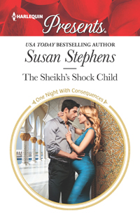 susan stephens The Sheikhs Shock Child
