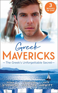 susan stephens' greek mavericks