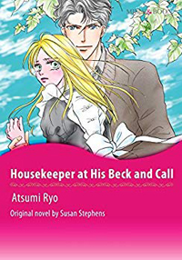 housekeeper at his beck and call
