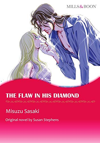 Susan Stephens' The Flaw in his Diamond manga